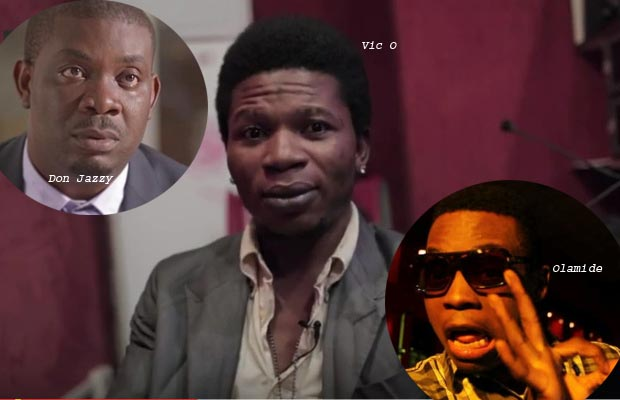 Between Olamide And Don Jazzy, Rapper Vic O Won (See How)