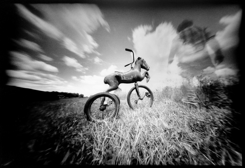 Self From The Pinhole Dreams Series Mordancage Print By John Fobes Copyrighted All Rights Reserved