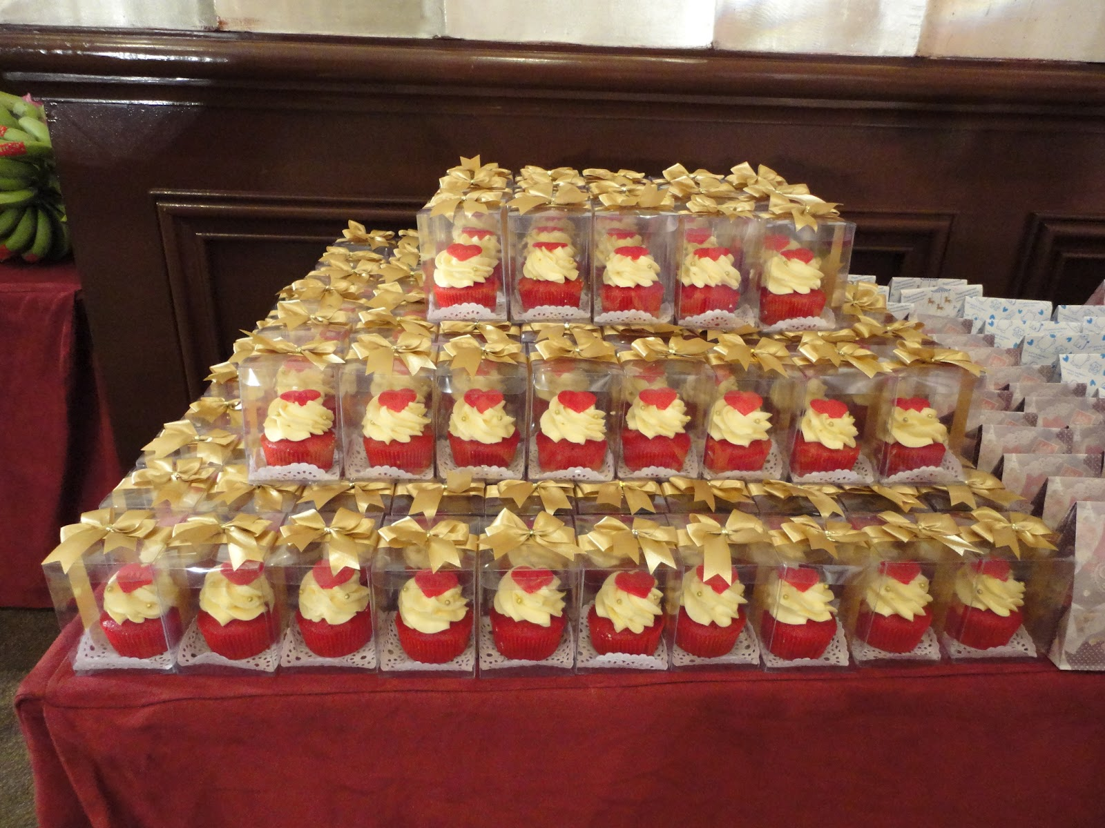 Pandora Bakeshop Homemade Stylish Cupcakes In Bangkok Thailand
