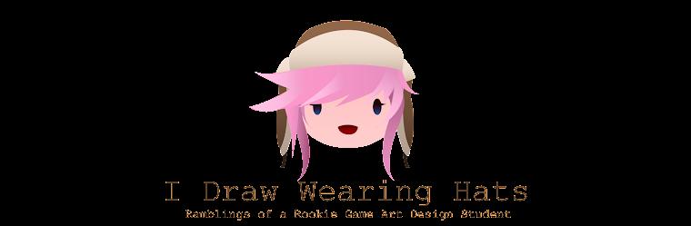 I Draw Wearing Hats