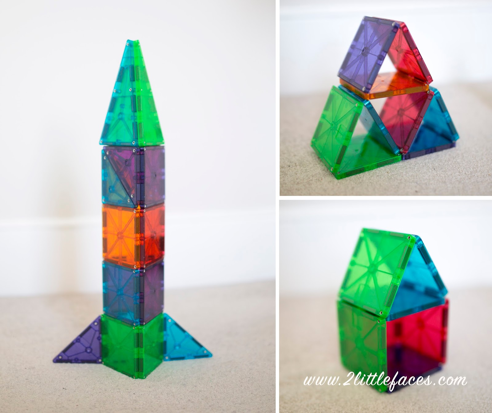 2 littlefaces magna tiles review
