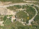 L'espai de Sant Miquel del Fai des del Serrat de l'Onyó