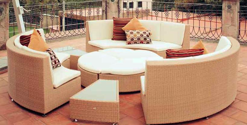 Muebles rattan para tu terraza o jardín Fotos, presupuesto e  - imagenes de muebles de rattan