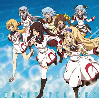Infinite Stratos 2 ED Single - BEAUTIFUL SKY