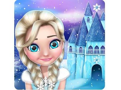 Princess Doll House Ice-Princess-Doll-Ho