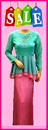 PEPLUM MERMAID (SALE)
