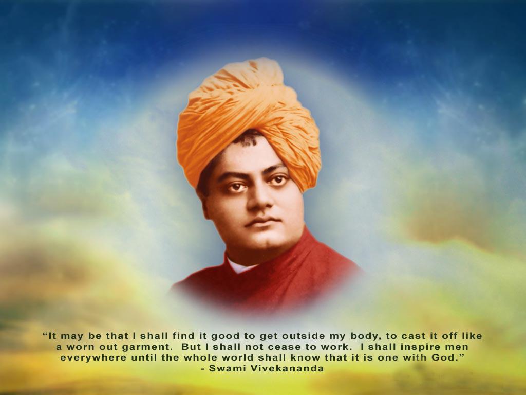 Free Download Wallpaper Hd Swami Vivekananda High Resolution Best
