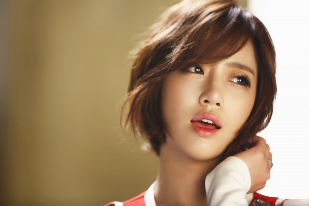 Hot Sexy Beauty ...T Ara Number 9 Eunjung