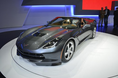 2013 Corvette Stingray C7 Cabrio 2013