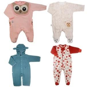 Ropuas que o Bebê necessita - Macacões