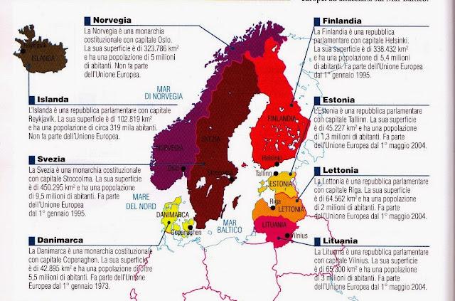 Menti Fuoriclasse Regione Scandinava E Baltica