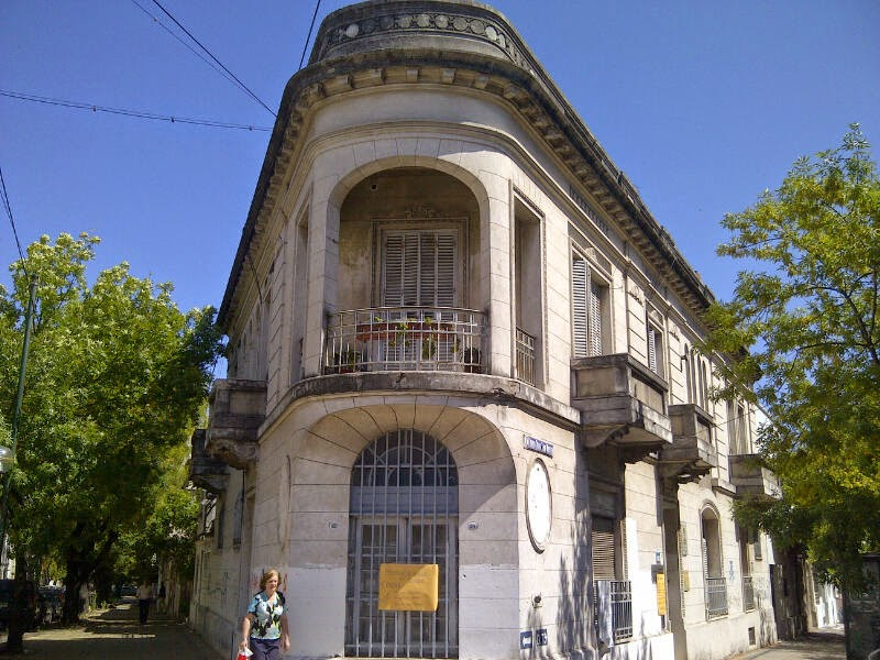 Sede del CENDIE en La Plata, Buenos Aires, Argentina.