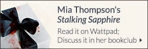 Join the Stalking Sapphire Book Club