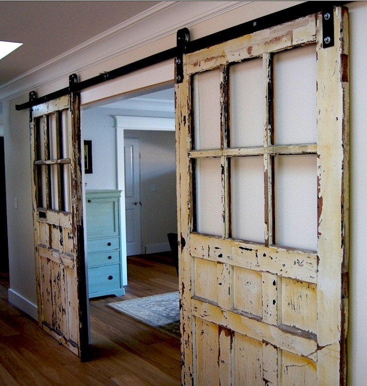 20 Fabulous Sliding Barn Door Ideas Little House Of Four