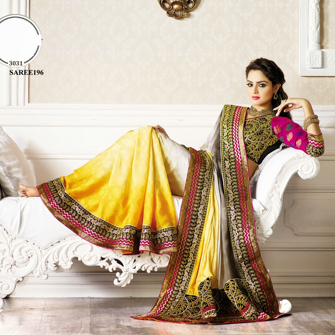 Sarees  Buy Sarees Online at Low Prices in India  Snapdeal
