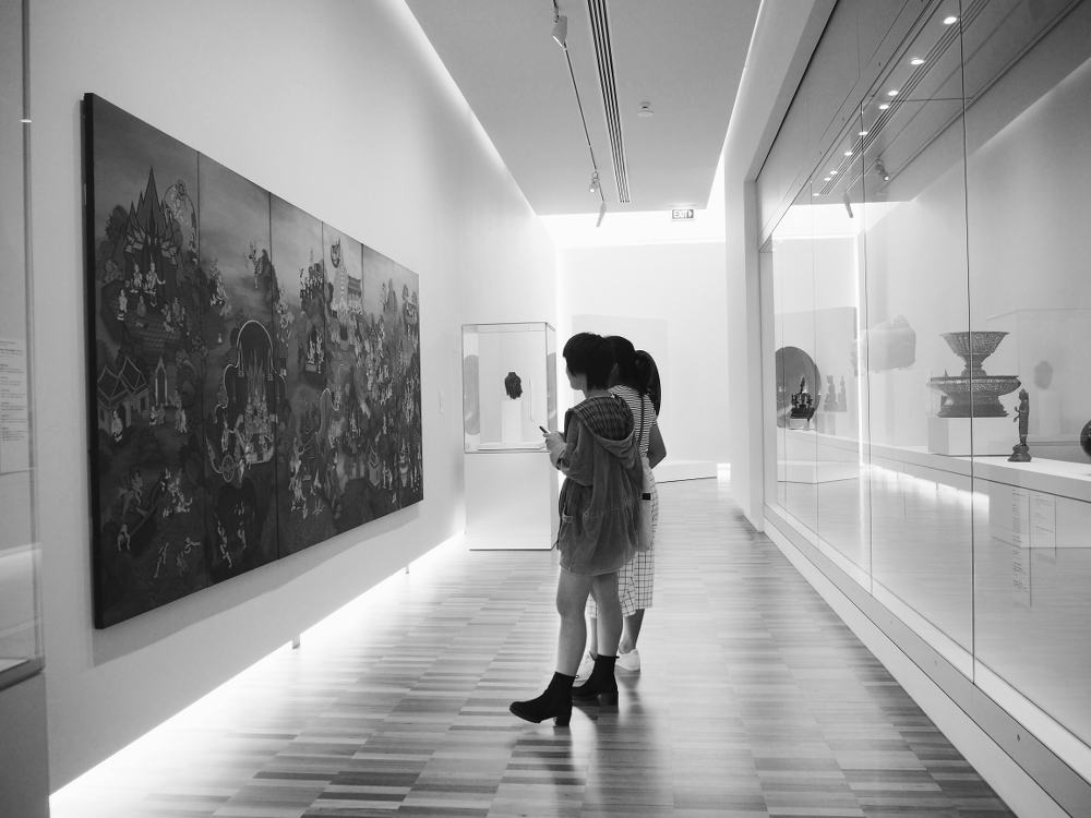 elashock, karen okuda, art, art gallery of new south wales, art gallery, agnsw, sydney, australia, fashion, fashion blog, out and about, blogger, japanese, エラショック, ファッション, ファッションブロガー, ブログ, 美術, アート, 美術館, ニューサウスウェルズ美術館, シドニー, オーストラリア