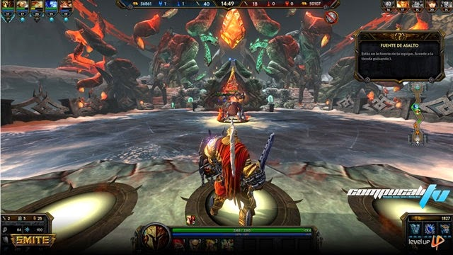 Captura de Smite PC Online Español