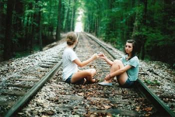 Cuando dije que estaría contigo hasta el final, no lo decía en broma.