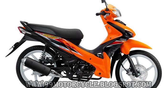 New Desaign Honda Absolute Revo 2012