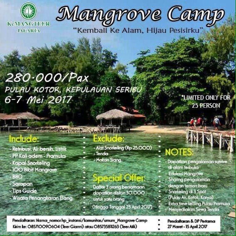 MANGROVE CAMP