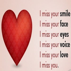 Miss you status for whatsapp Bbm i miss your smile