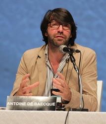 CineFuturo - Antoine de Baecque