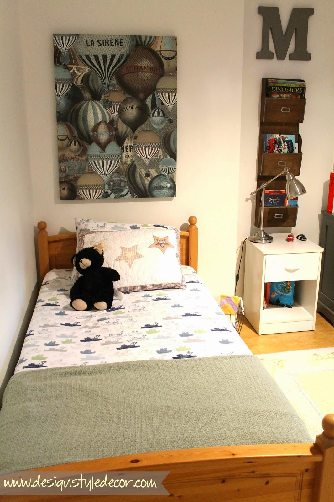 DesignStyleDecor Decor Boy Room SourceBook