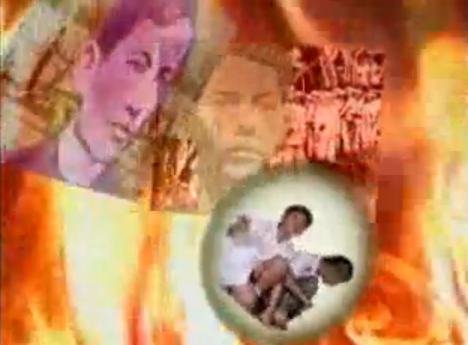 ABS-CBN Educational Television Show Bayani 90's Time Travel