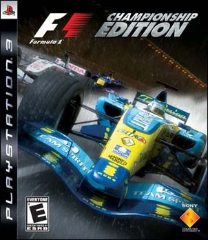 Formula One Championship Edition - PS3
