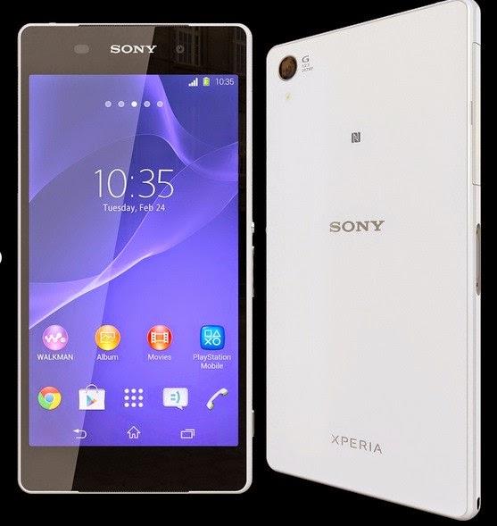 Sony Pula Lancarkan Xperia Z3