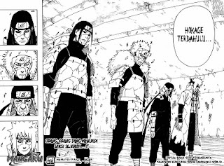 Komik Naruto Chapter 681 Bahasa Indonesia