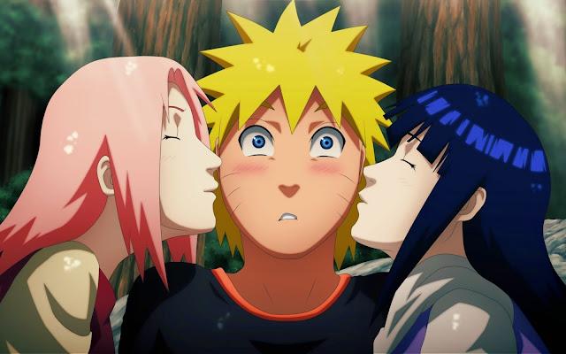 naruto shippuden Imagenes de anime de amor