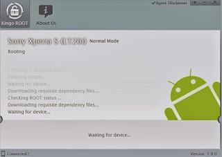 Cara Mudah Root Android Dengan Kingo Android Root