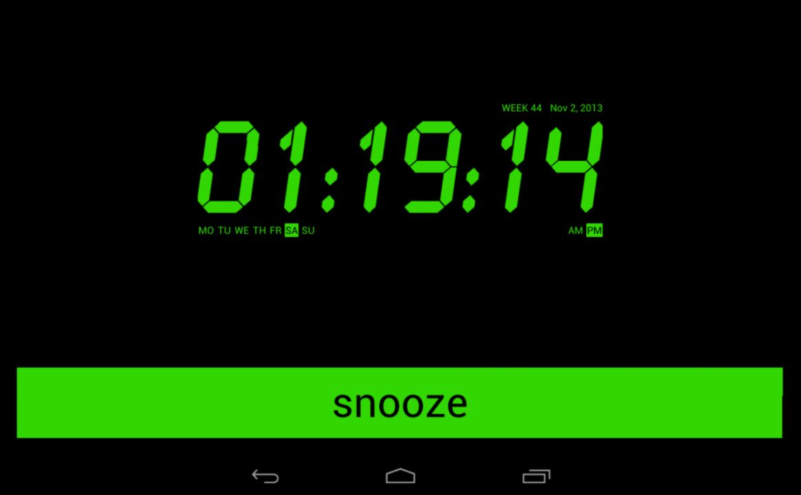 Alarm Clock Radio FREE   Android Apps on Google Play