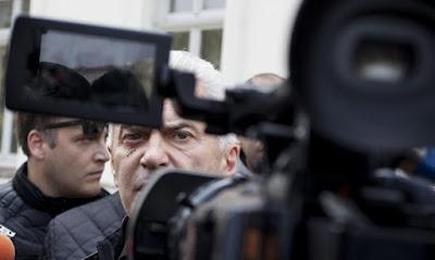 Прокуратурата обяви, че иска постоянен арест за Сидеров