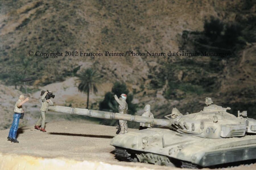 T72 de la garde républicaine Iraquienne