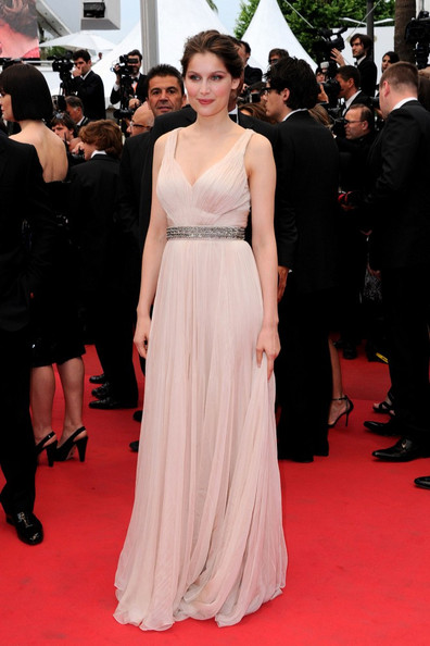 Laetitia Casta Cannes 2011 Dress photo