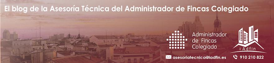 Asesoría Técnica del Administrador de Fincas Colegiado