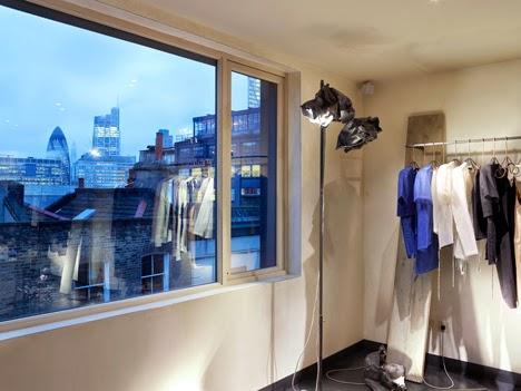 Hostem Store,Londres, por JamesPlumb