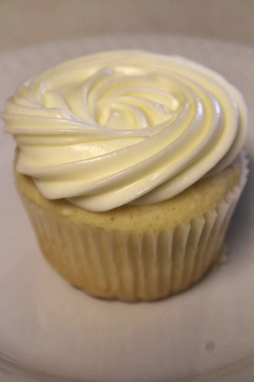 Blog as you Bake: Bridal Shower Coconut Cupcakes filled ...