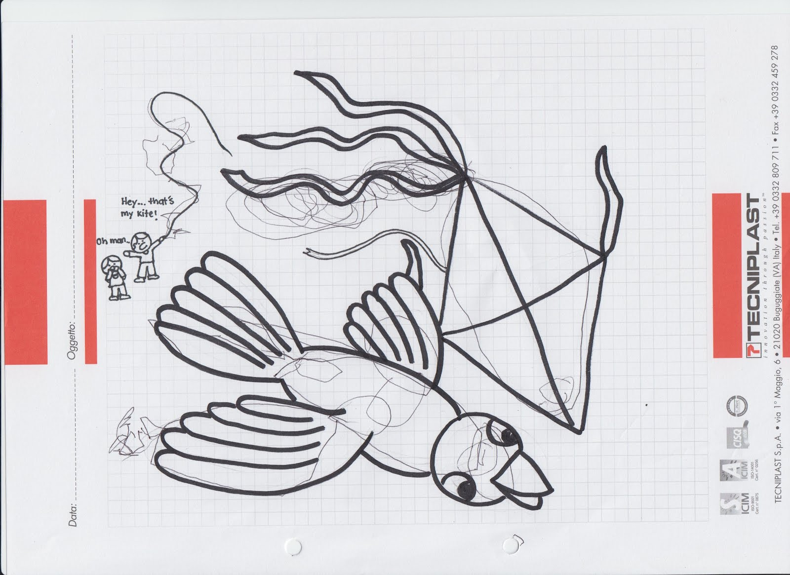 i feel like drawing let s fly together both kite and bird fell on the ground upin and the gang rescued the injured bird and at last the bird was able to fly again nice story