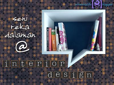 Belajar bidang seni reka dalaman (interior design)