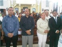 Misa en Conmemoración del Día De Las Cámaras de Comercio de la República Dominicana