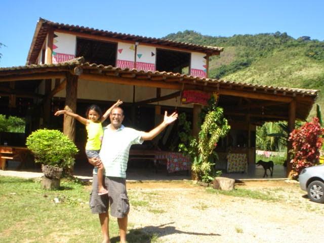 Por aí! Quilombo Caminho da Independência - Paraty (RJ)