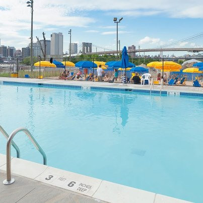 Realty Collective Follow Up On Brooklyn Bridge Park Pool