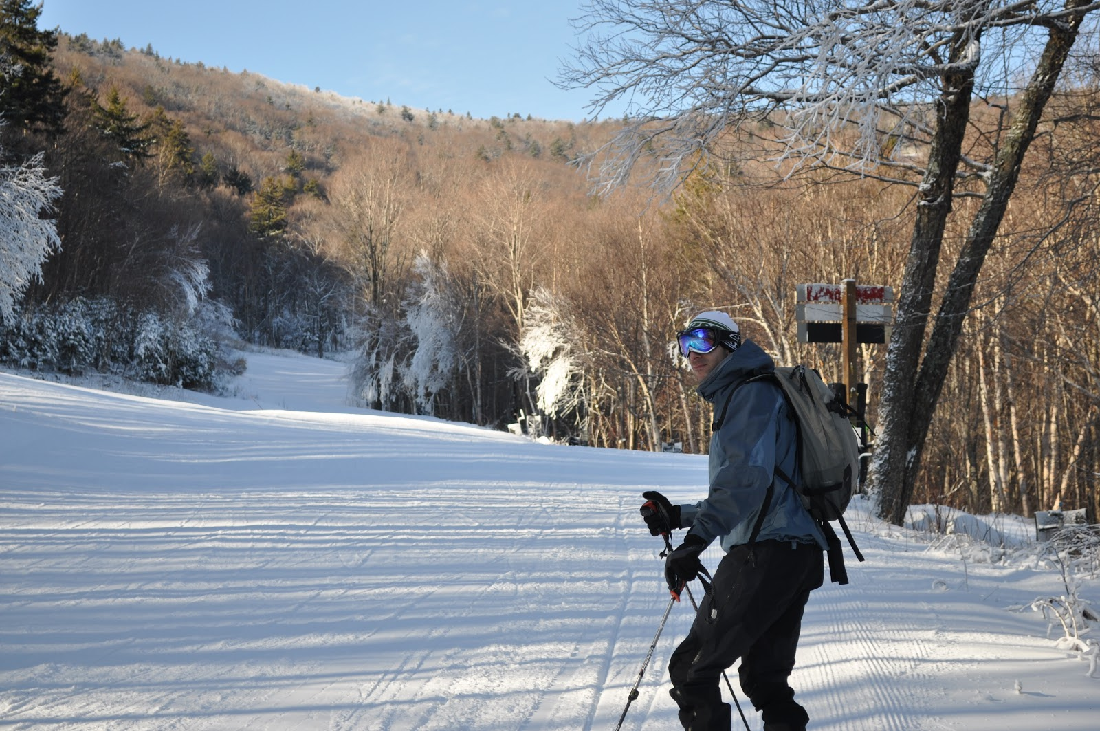 NorEaster Backcountry: Kmart Special: Ski the Skiddies