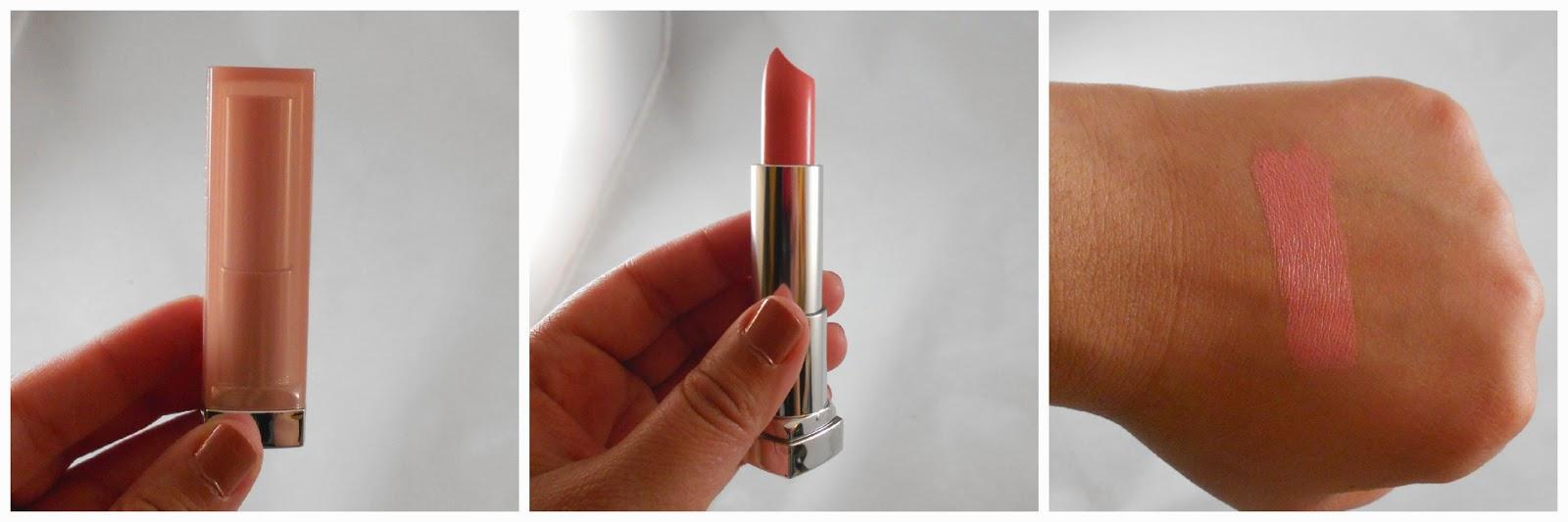 Maybelline ColorSensational Lipstick in Ravishing Rose