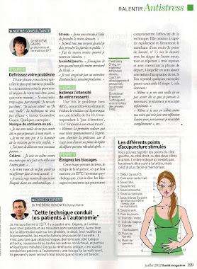 page 128 du Santé Magazine juillet 2012