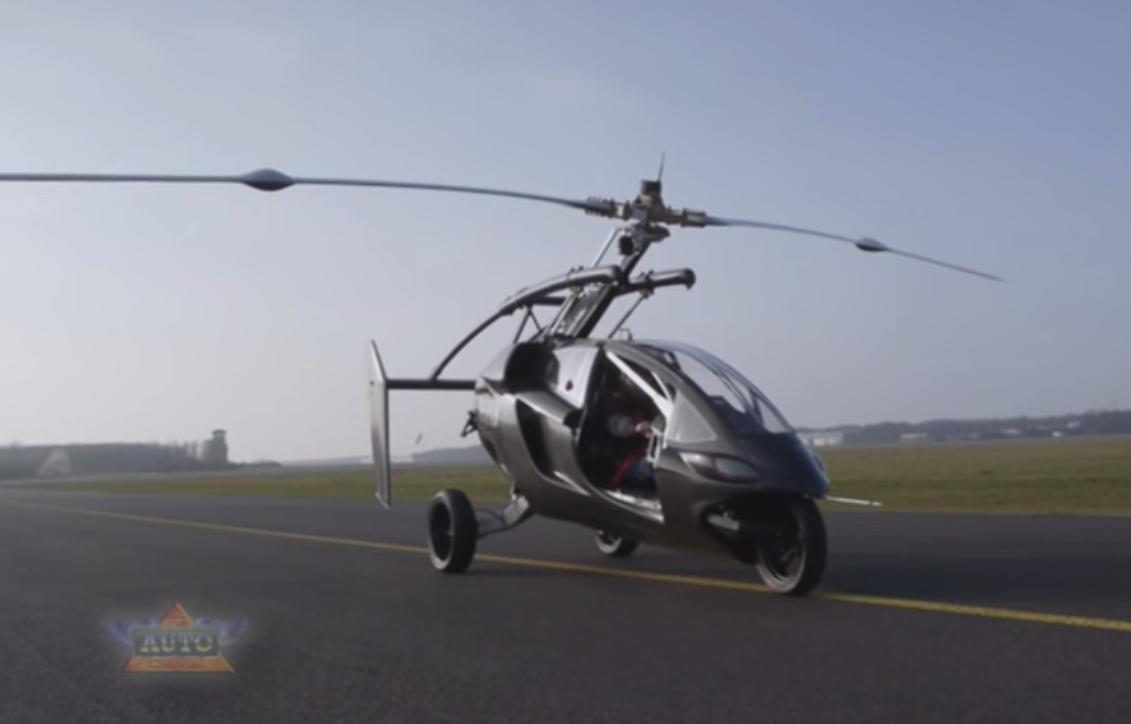 PAL-V la tua personale macchina volante