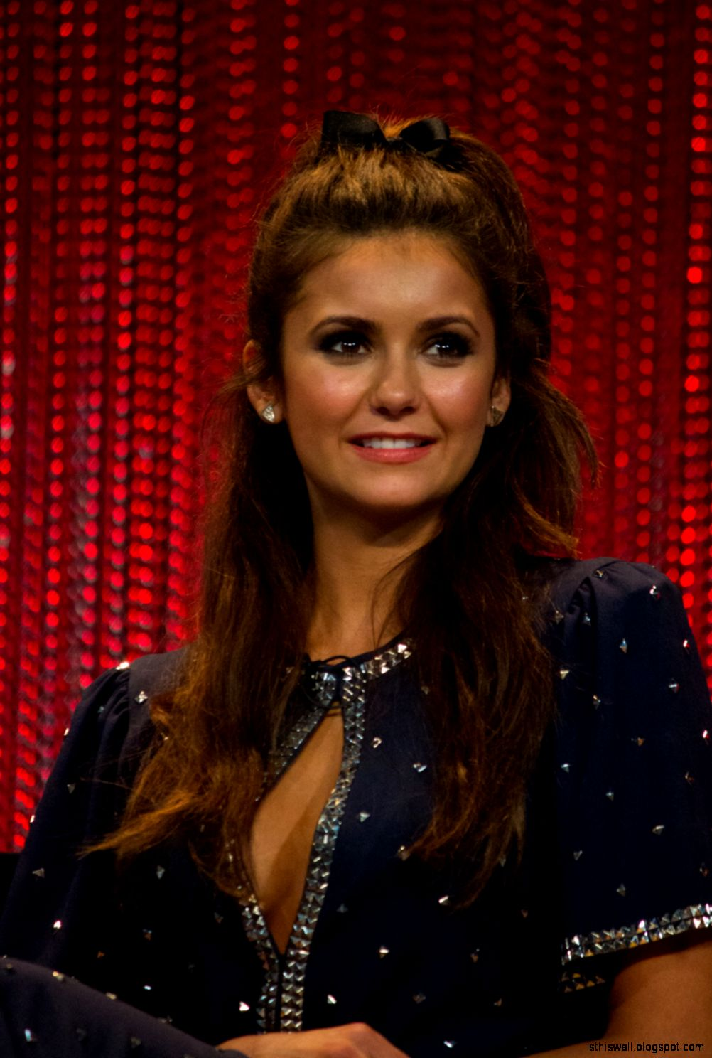 Nina Dobrev   Wikipedia the free encyclopedia